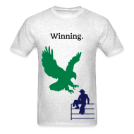 T-Shirts ~ Men's T-Shirt ~ Winning