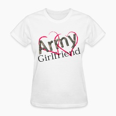army gf Women's T-Shirts