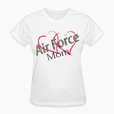 air force mom Women's T-Shirts