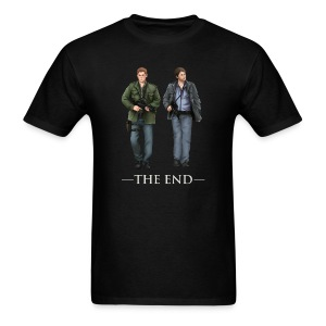 The End (DESIGN BY BRITTANY) - Men's T-Shirt