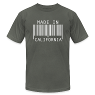 T-Shirts ~ Men's T-Shirt by American Apparel ~ Made in California