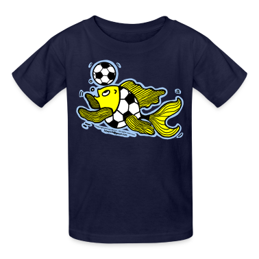 Football Fish (Soccer), Fish Playing football