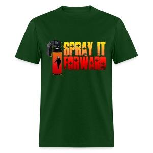 SPRAY IT FORWARD - Men's T-Shirt