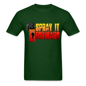 SPRAY IT FORWARD - Men's T-Shirt