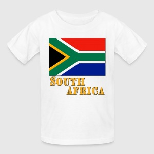 South Africa Kids' Shirts - Kids' T-Shirt