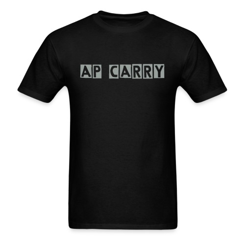THD: MEN'S AP CARRY - Men's T-Shirt