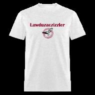 T-Shirts ~ Men's T-Shirt ~ Lawduzaczizzler Hawkeye