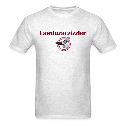 Lawduzaczizzler Hawkeye - Men's T-Shirt