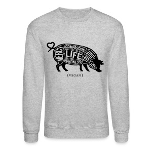 Words to Live By - Sweatshirt - Crewneck Sweatshirt