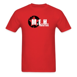 M.E.H. Productions Star T (Red) - Men's T-Shirt