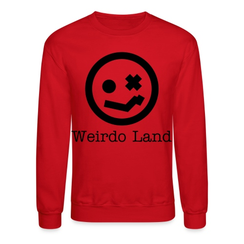 Weirdo - Crewneck Sweatshirt