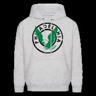 Hoodies ~ Men's Hoodie ~ Philly Eagles Hoodie