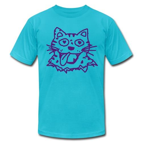 King: Anger of Beast (Men's T-Shirt) - Men's Fine Jersey T-Shirt