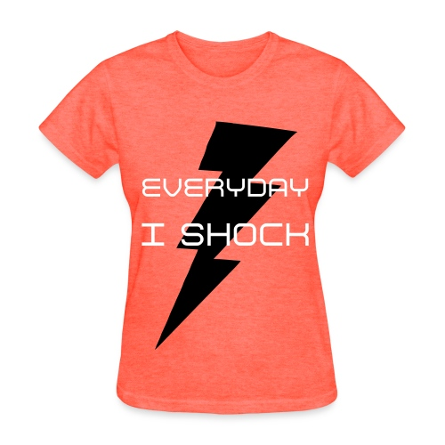 B2ST Shock - Women's T-Shirt