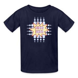 Super Hero - Kids' T-Shirt