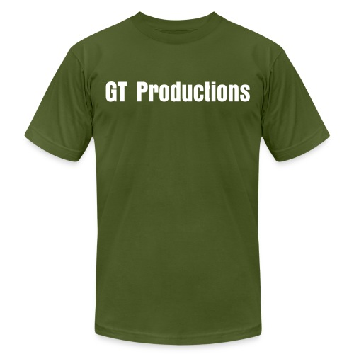 GT Productions - Men's Fine Jersey T-Shirt