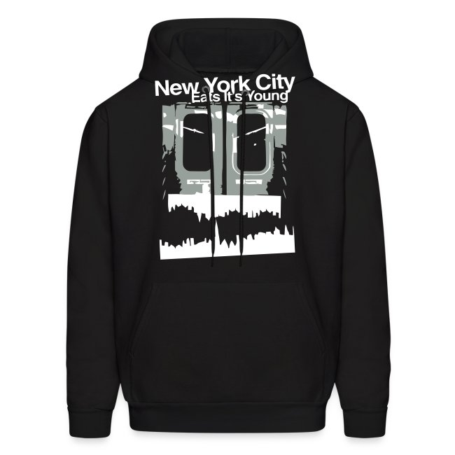 NYC EATS ITS YOUNG HOODIE