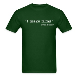 I make films - Men's T-Shirt