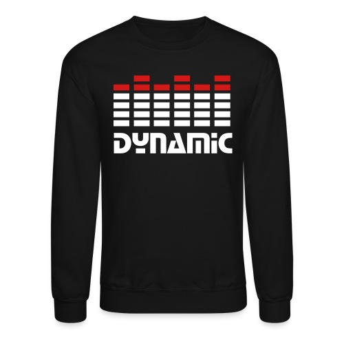Unisex DynaMic Crewneck Sweater - Crewneck Sweatshirt