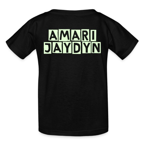 Jaydyn's Christmas - Kids' T-Shirt