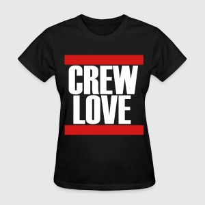 'CREW LOVE' TEE - Women's T-Shirt