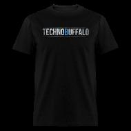 T-Shirts ~ Men's T-Shirt ~ TechnoBuffalo Grunge Guys