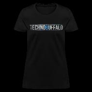 T-Shirts ~ Women's T-Shirt ~ TechnoBuffalo Grunge Gals