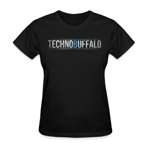 TechnoBuffalo Grunge Gals - Women's T-Shirt