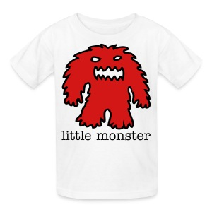 SMASHED Little Monster Kids T-Shirt - Kids' T-Shirt