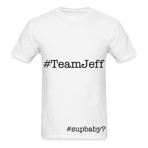 #TeamJeff Tee - Men's T-Shirt