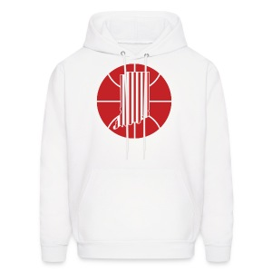 CANDY STRIPES HOOD - Men's Hoodie