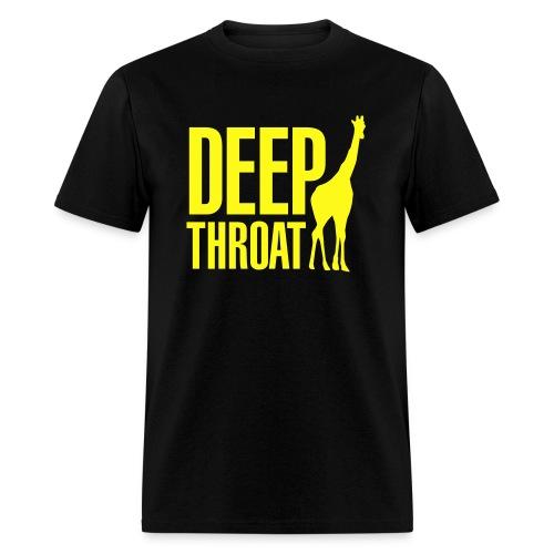Deep Throat - Men's T-Shirt