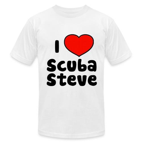 i heart S.S. - Men's Fine Jersey T-Shirt