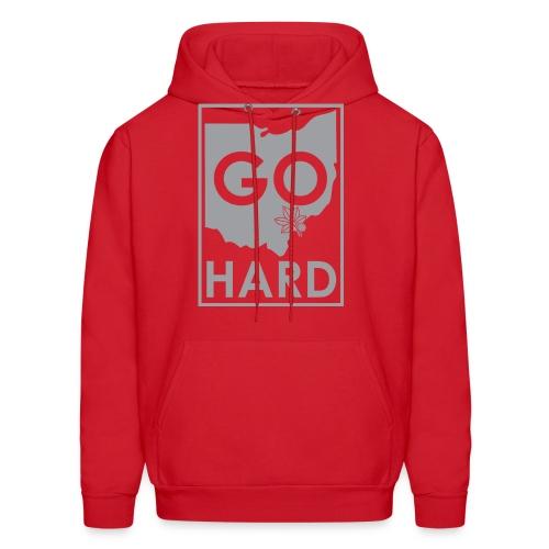 GO HARD - URBAN HOOD - Men's Hoodie