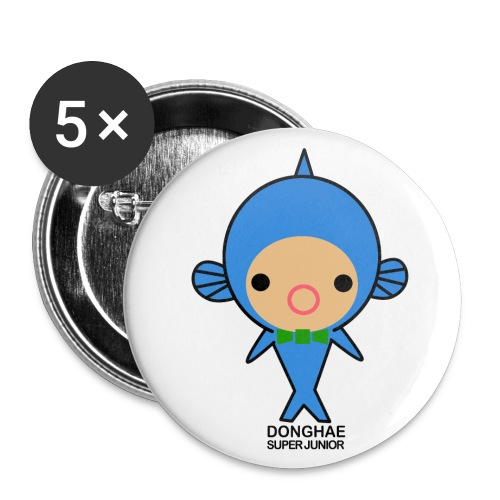 Donghae Super Show 2 Buttons - Small Buttons