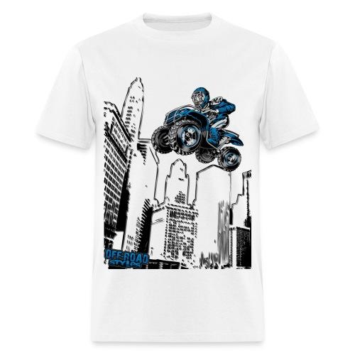 City ride - Men's T-Shirt