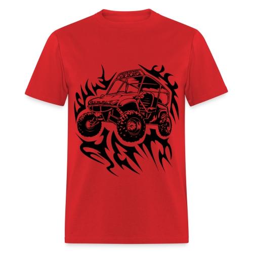 Fired up - Men's T-Shirt