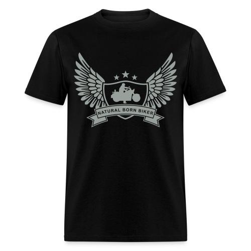 natural biker - Men's T-Shirt