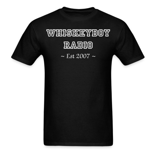 WBR Collegiate Tee - Men's T-Shirt