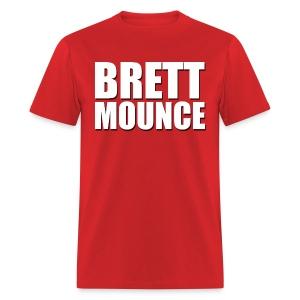 Brett Mounce Shirt - Men's T-Shirt