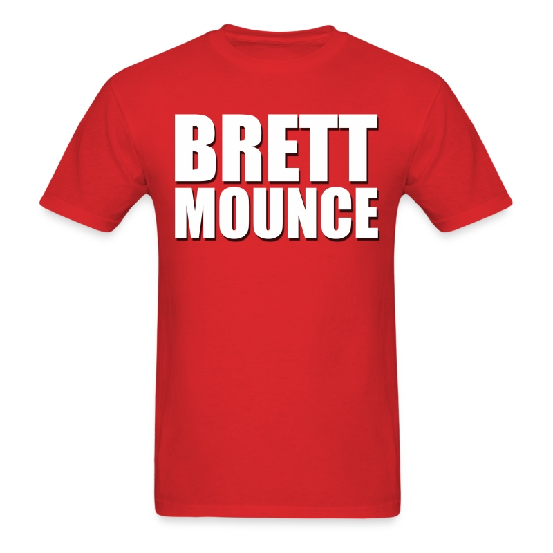 Brett Mounce Shirt - Men's T-Shirt