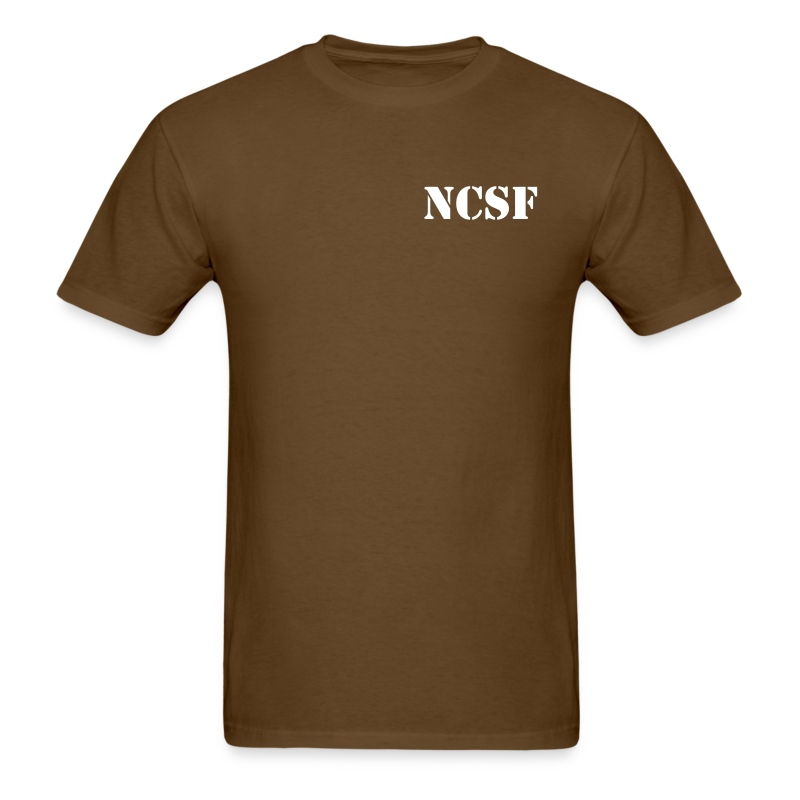 NCSF Adult T-Shirt - Men's T-Shirt