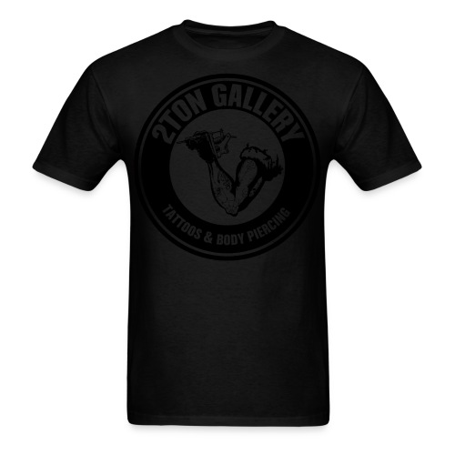 Men's 2Ton Blackout Shirt - Men's T-Shirt