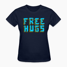 "GIRLS ""Free Hugs"" Tee"