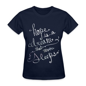 SJ - Hope is... - Women's T-Shirt