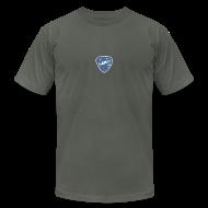 T-Shirts ~ Men's T-Shirt by American Apparel ~ Twangville Pick Tee