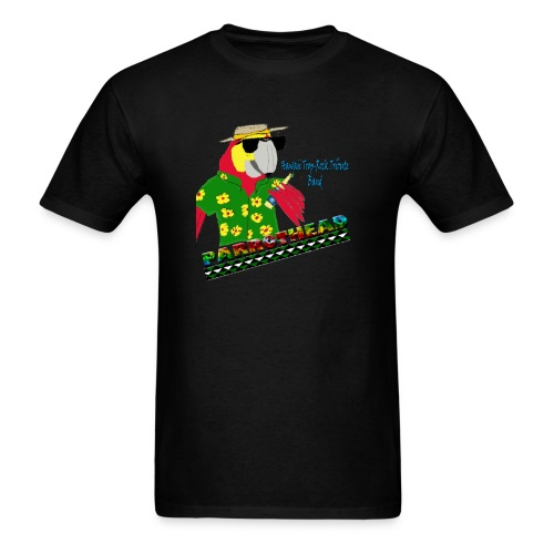 Parrothead Concert T-Shirt Standard Weight  - Men's T-Shirt