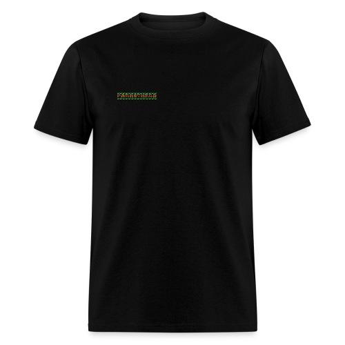Parrothead concert T - Word & Logo1 FB Standard Weight - Men's T-Shirt