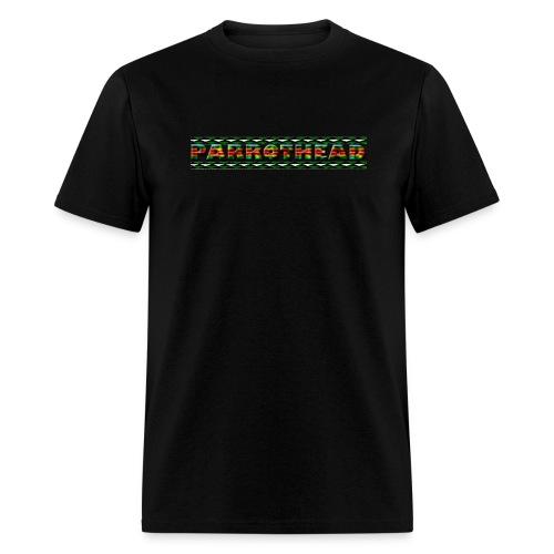Parrothead concert T - Word  Standard Weight - Men's T-Shirt