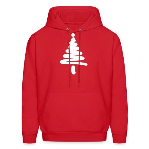 Merry Christmas Hoodie (Men) - Men's Hoodie